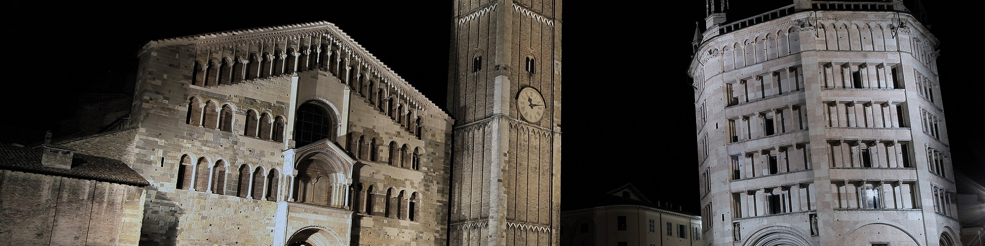 Colori In Luce Correggio visite guidate a parma, terra di marmi, legni pregiati e